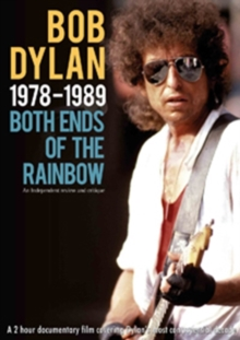 Bob Dylan: 1978-1989 - Both Ends of the Rainbow, DVD  DVD