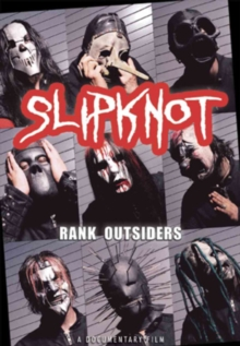 Slipknot: Rank Outsiders, DVD  DVD