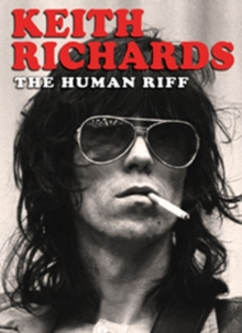 Keith Richards: The Human Riff, DVD  DVD