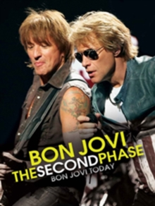 Bon Jovi: The Second Phase, DVD  DVD