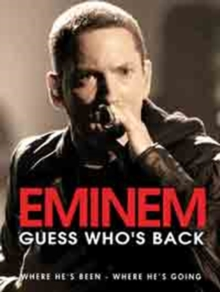 Eminem: Guess Who's Back, DVD  DVD