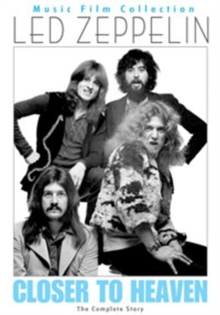 Led Zeppelin: Closer to Heaven, DVD  DVD