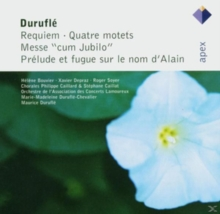 Requiem, Quatre Motets (Durufle, On De L'ortf), CD / Album Cd