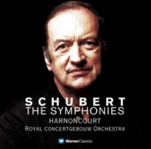 Symphonies, The (Harnoncourt, Royal Concertgebouw Orchestra), CD / Album Cd