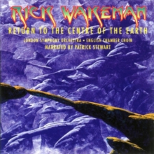 Return to the Centre of the Earth, CD / Album Cd