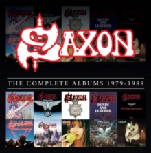 The Complete Albums 1979-1988, CD / Box Set Cd