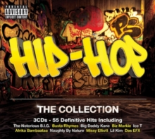 Hip Hop - The Collection, CD / Box Set Cd