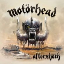 Aftershock (Deluxe Edition), CD / Album with DVD Cd