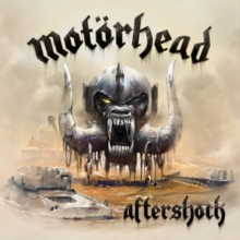Aftershock, CD / Album (Jewel Case) Cd