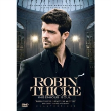 Robin Thicke: Ingenious Soul, DVD  DVD