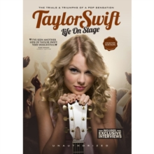 Taylor Swift: Life On Stage, DVD  DVD