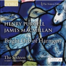 Henry Purcell/James MacMillan: Bright Orb of Harmony, CD / Album Cd