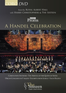 Harry Christophers and the Sixteen: A Handel Celebration, DVD DVD