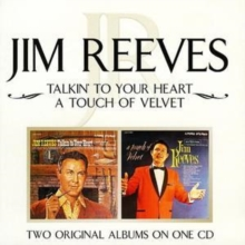 Talkin' to Your Heart/a Touch of Velvet, CD / Album Cd
