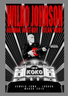 Wilko Johnson: Live at Koko, Camden Town, London, DVD DVD