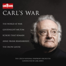 Carl's War, CD / Album Cd