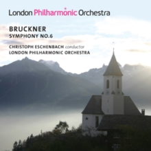 Anton Bruckner: Symphony No. 6, CD / Album Cd