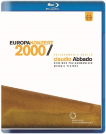 Europa Konzert 2000 from Berlin, Blu-ray  BluRay