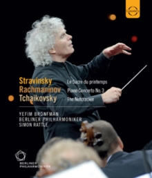 Stravinsky: Rite of Spring/Rachmaninov: Piano Concerto No 3/..., Blu-ray  BluRay