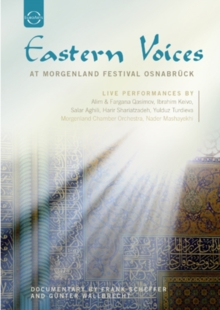 Eastern Voices, DVD  DVD