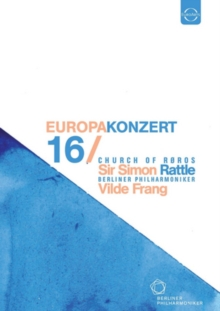 Europa Konzert 2016, Blu-ray BluRay
