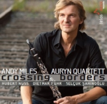 Crossing Borders, CD / Album Cd