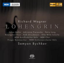 Richard Wagner: Lohengrin, CD / SACD Cd