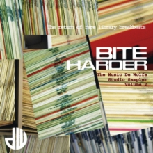 Bite Harder: The Music De Wolfe Studio Sampler, CD / Album Cd