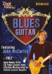 Blues Guitar: Advanced, DVD  DVD
