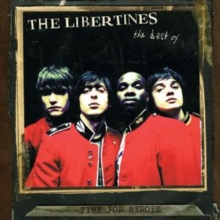 The Best Of: Time for Heroes, CD / Album Cd