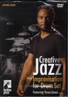 Creative Jazz Improvisation for Drum Set, DVD  DVD