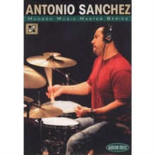 Antonio Sanchez: The Master Series, DVD  DVD