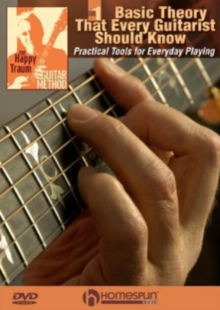 Basic Theory That Every Guitarist Should Know 1, DVD  DVD