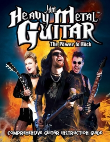 Jam Heavy Metal Guitar: Power to Rock, DVD  DVD