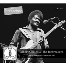 Albert Collins and the Icebreakers: Live at Rockpalast, DVD  DVD