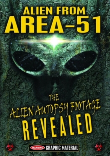 Alien from Area 51: The Autopsy Footage Revealed, DVD  DVD