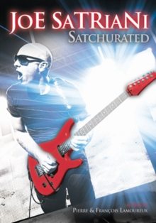 Joe Satriani: Satchurated - Live in Montreal, DVD  DVD
