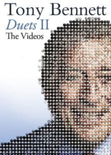Tony Bennett: Duets II - The Great Performances, DVD  DVD
