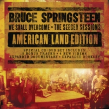 We Shall Overcome: The Seeger Sessions: American Land Edition, CD / Album with DVD Cd