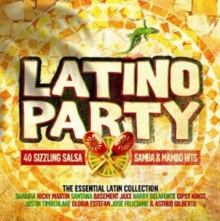 Latino Party, CD / Album Cd
