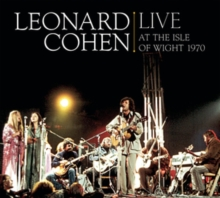 Live at the Isle of Wight 1970, CD / Album with DVD Cd