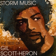 Storm Music: The Best of Gil Scott-Heron, CD / Album Cd