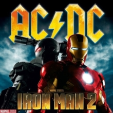 Iron Man 2, CD / Album Cd