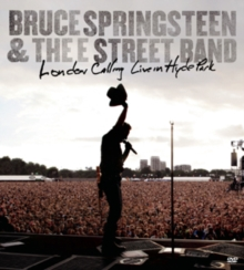 Bruce Springsteen and the E Street Band: London Calling - Live..., DVD  DVD