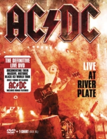 AC/DC: Live at River Plate, DVD  DVD