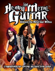 Jam Heavy Metal Guitar: Unleash the Metal God Within, DVD  DVD