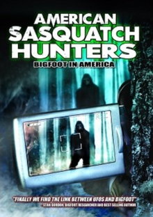American Sasquatch Hunters: Bigfoot in America, DVD  DVD