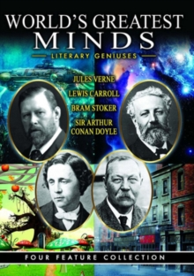 The World's Greatest Minds: Literary Geniuses, DVD DVD