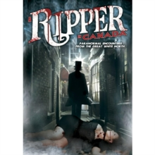 Ripper in Canada - Paranormal Encounters from the Great White..., DVD DVD