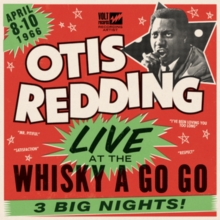 Live at the Whisky a Go Go: 8-10 April 1966 - 3 Big Nights!